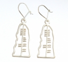 LOVE Ogham Earrings-large